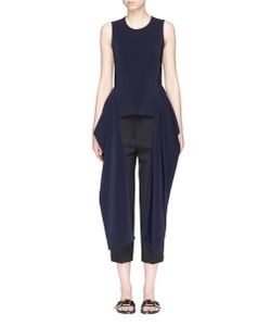 Rosetta Getty | Drape Side Panel Fitted Top