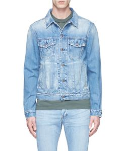 Simon Miller | Distressed Denim Jacket