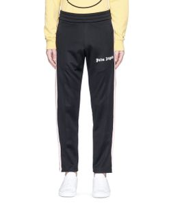 Palm Angels | Contrast Outseam Track Pants