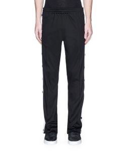 Ports | Button Outseam Pintucked Jogging Pants