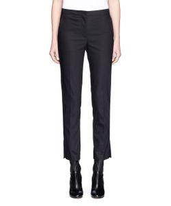 Helmut Lang | Slim Fit Cropped Pants