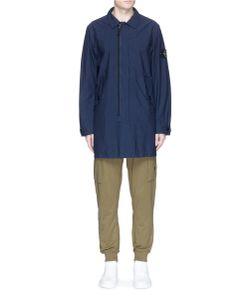Stone Island | Garment Dye Twill Coat