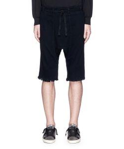 NSF | Aiko Waist Sash Denim Shorts