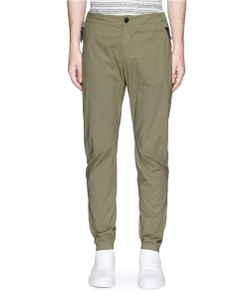 Stone Island | Stretch Cotton Tela Jogging Pants