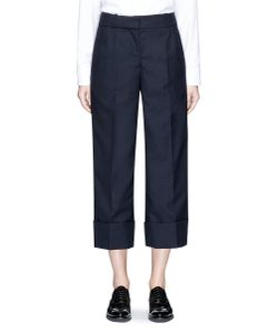 Thom Browne | Wool Low Rise Suiting Culottes