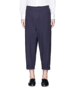 Uma Wang | Karmal Drop Crotch Cotton Pants