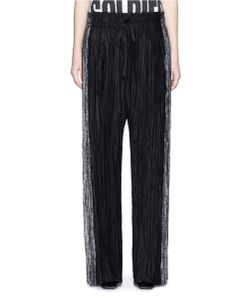 Haider Ackermann | Colourblock Fortuny Plissé Pants