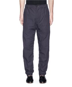 Ziggy Chen | Relaxed Fit Cotton Poplin Pants
