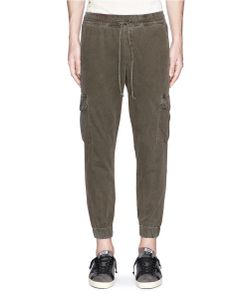 NSF | Johnny Cropped Cargo Jogging Pants