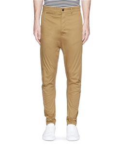 Bassike | Helix Curved Leg Drill Pants