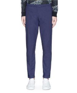 PS Paul Smith | Drawstring Cotton Jogging Pants