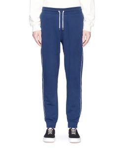 Maison Kitsuné | Fancy Fox Logo Appliqué Sweatpants
