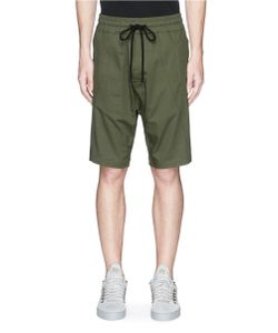 Bassike | Combat Cotton Twill Shorts