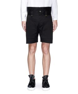 Ports | Embroide Outseam Twill Shorts