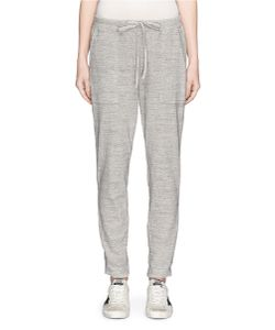 James Perse | Drawstring Cotton Sweatpants