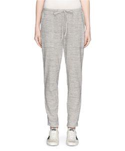 James Perse | Drawstring Cotton Sweatpants