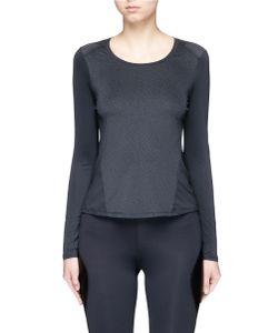 CALVIN KLEIN ATH | Graphic Print Performance Long Sleeve T-Shirt