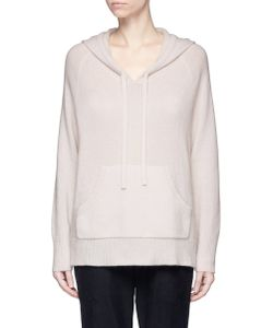 James Perse | Cashmere Knit Hoodie