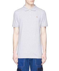 Maison Kitsuné | Fox Head Embroidered Polo Shirt