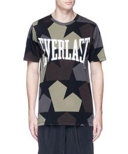 Ports | X Everlast Star Camo Print T-Shirt