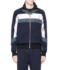 Tim Coppens | Xtc Contrast Panel Track Jacket
