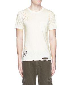 NSF | Paulie Ripped Slub Jersey T-Shirt