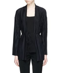 The Row | Kim Pleated Cardigan