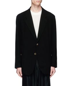 Song For The Mute | Wool Soft Blazer