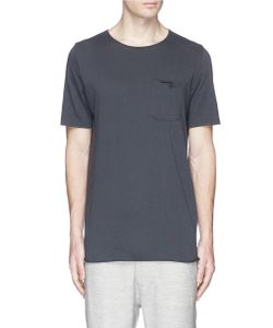 Bassike | Chest Pocket Organic Cotton T-Shirt