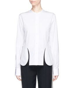 Ports | Pocket Slit Poplin Shirt