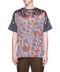 Wooyoungmi | Print Silk T-Shirt