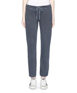 James Perse | Garment Dyed Cotton French Terry Sweatpants