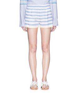 Lemlem   Assaman Stripe Woven Shorts