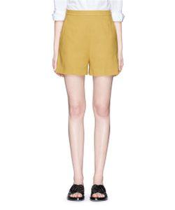 Theory   Tarrytown Hopsack Shorts