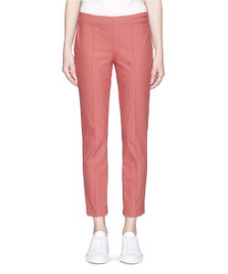 Theory | Alettah Zip Cuff Cropped Pants
