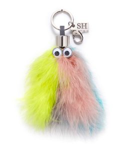 Sophie Hulme | Willow Turkey Feather Keyring