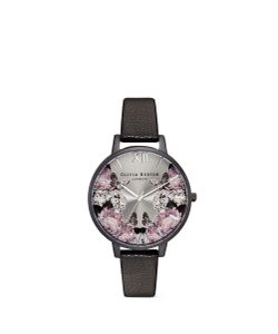 Olivia Burton | After Dark Print 38mm Watch