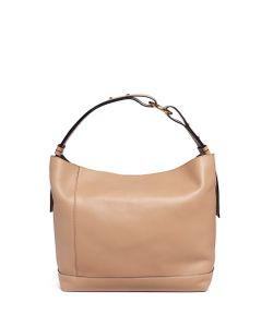 Marni | Halo Pod Leather Hobo Bag