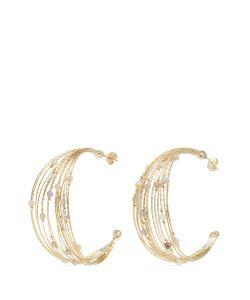 Rosantica | Orbita Hoop Earrings