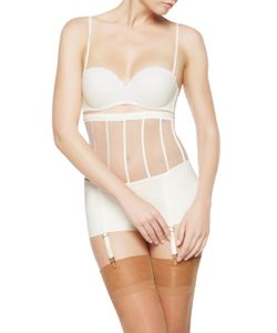 La Perla | Floralia Short With Suspenders