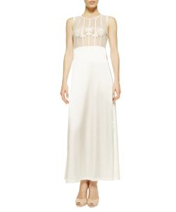 La Perla | Floralia Long Night Dress