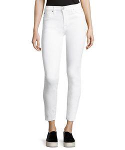 Hudson | Krista Raw-Hem Ankle Jeans