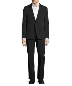 Versace Collection | Two-Piece Button-Front Suit
