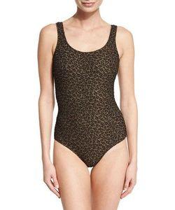 Zimmermann   -Print One-Piece Swimsuit