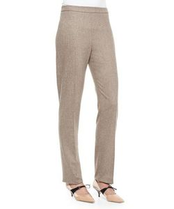 Carolina Herrera | Stretch-Wool Skinny-Fit Pants