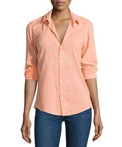 Frank & Eileen | Long-Sleeve Barry Cotton Shirt