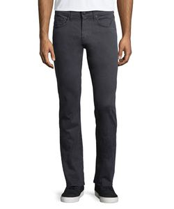 J Brand Jeans | Kane Five-Pocket Twill Jeans Harbour