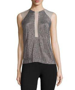 Kaufmanfranco | Sleeveless Embellished Top