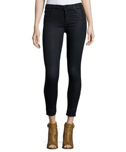 J Brand Jeans | Alana Cropped Coated Jeans