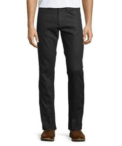 J Brand Jeans | Tyler Coated-Side Slim-Fit Jeans